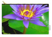 Water Lily 20 Carry-all Pouch