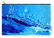 Water Splash Carry-all Pouch