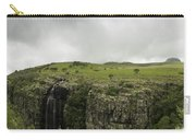 Waterfall Flowing Over The Edge Carry-all Pouch