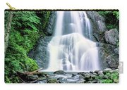 Waterfall In A Forest, Moss Glen Falls Carry-all Pouch