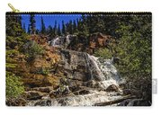 Waterfall In Jasper 1 Carry-all Pouch