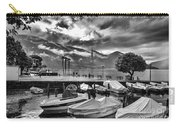 Waterfront At Ascona Carry-all Pouch