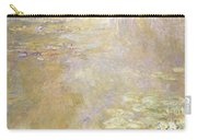 Waterlily Pond Carry-all Pouch