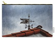 Weathered Weathervane Carry-all Pouch