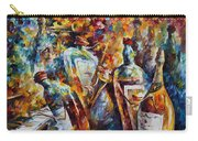 Wedding Anniversary Carry-all Pouch by Leonid Afremov