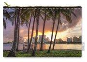 West Palm Beach Skyline Carry-all Pouch