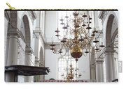 Westerkerk Interior In Amsterdam Carry-all Pouch