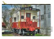 Western Maryland Caboose  Carry-all Pouch