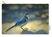 Western Scrub Jay Thief Carry-all Pouch