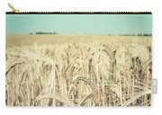Wheat Crop Carry-all Pouch
