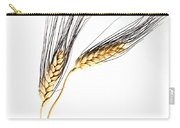 Wheat On White Carry-all Pouch