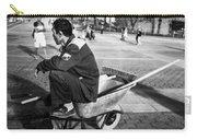 Wheel Barrel Man Carry-all Pouch