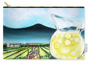 When Life Gives You Lemons Carry-all Pouch by Shana Rowe Jackson