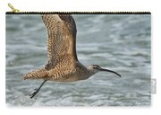 Whimbrel In Flight Carry-all Pouch