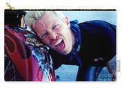 Billy Idol - Whiplash Smile Carry-all Pouch