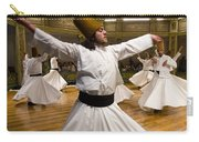 Whirling Dervishes Carry-all Pouch