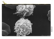 White Blood Cells Sem Carry-all Pouch