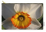 Paper White Daffodil Carry-all Pouch