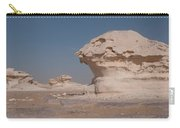 White Desert Carry-all Pouch