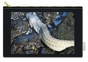 White Moray Eel Carry-all Pouch