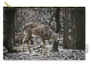 White-tail Deer Carry-all Pouch