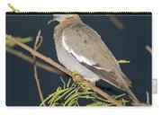 White-winged Dove Carry-all Pouch