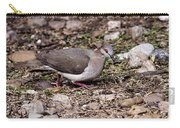 Whitetipped Dove Carry-all Pouch