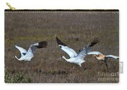Whooping Cranes Carry-all Pouch