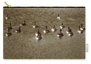 Wild Birds And Pond Carry-all Pouch