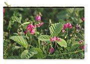 Wild Grass Flower Carry-all Pouch