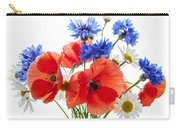 Wildflower Bouquet Carry-all Pouch