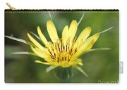 Wildflower Named Yellow Salsify Carry-all Pouch