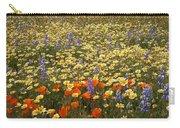 Wildflower Wonderland 9 Carry-all Pouch