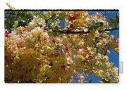 Wilhelmina Tenney Rainbow Shower Tree Carry-all Pouch
