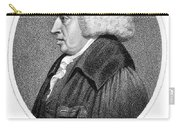 William Cullen (1710-1790) Carry-all Pouch