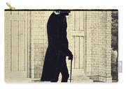 William White (1748-1836) Carry-all Pouch