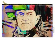 Willie Nelson Collection Carry-all Pouch