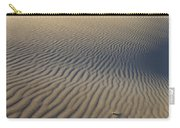 Wind Traces At The Desert Carry-all Pouch