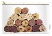 Wine Corks Carry-all Pouch