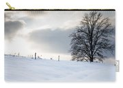 Winter Landscapes Carry-all Pouch