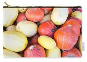 Winter Squash Carry-all Pouch