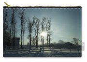 Winter Sunrise 2014 01 Carry-all Pouch
