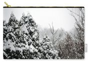 Winter Trees Carry-all Pouch
