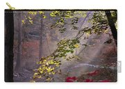 Wissahickon Autumn Carry-all Pouch by Bill Cannon
