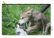 Wolf Pup Carry-all Pouch