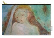 Woman Of Sorrows Carry-all Pouch by Laurie Lundquist