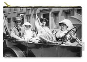 Women's Suffrage, 1913 Carry-all Pouch