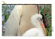 Wood Stork Mycteria Americana Carry-all Pouch