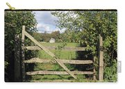 Wooden Gate Sussex Uk Carry-all Pouch