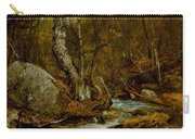 Woodland Interior Carry-all Pouch